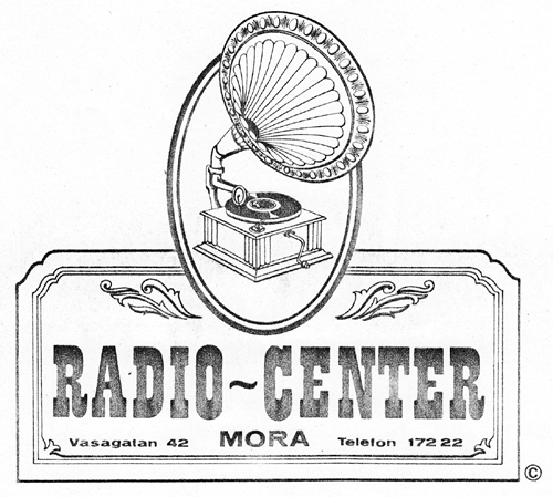 Illustration för Radio Center